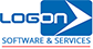 Logon software& service logo